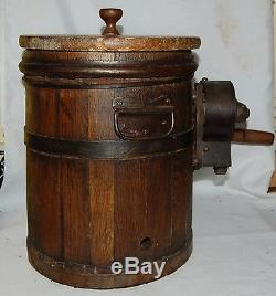 1900 Antique Miele's Buttermaschine Churn made in Gütersloh, Germany in 1900