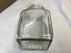 Antique Daisy Dazey Glass Butter Churn No 40 St Louis MO Patented Feb 14, 1922