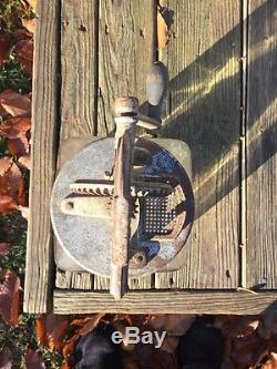 Antique Dazey Butter Churn No. 40 Patented 1922 Made In USA