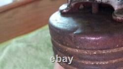 Dazy One Quart Butter Churn (top Only!) Rare