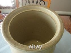 Red Wing 3 Gallon Stoneware Butter Churn, Large Wing, No Dasher