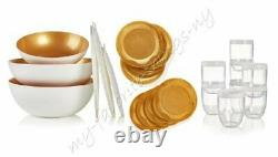 Tupperware Chic Dining 19 Piece Serving Collection