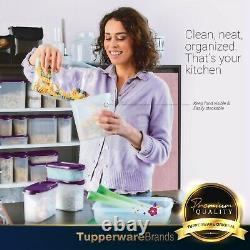 Tupperware Modular Mates Essential Set / Containers / Canister