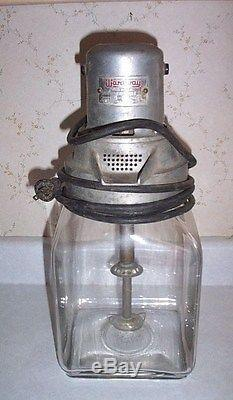 Vintage Wardway 32 Volt Butter Churn, Sold By Montgomery Ward, 1930's Or 40's