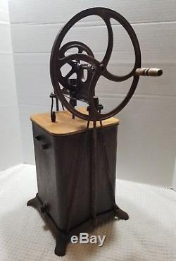 Vintage Antique Dazey Butter Churn With Patent Date Of 1917