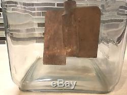 Vintage Dazey Glass Butter Churn No. 40! Great Piece! Free Shipping