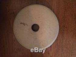 Vintage Marshall Pottery No 3 Butter Churn