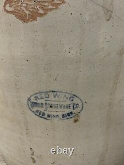 Vintage Red Wing Butter Churn- 10538