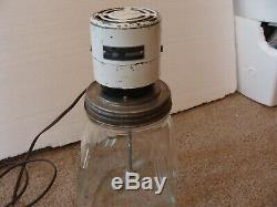 Vintage Standard Electric Butter Churn Motor Good Working Condition Model LC