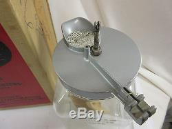 Vintage Sunbeam Mixmaster Attachment Butter Churn Mixer Accessory with Box N MINT